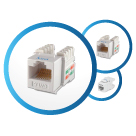 Cat 6 Keystone Jacks
